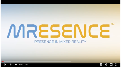 3 MRESENCE in Operation Presence in Mixed Reality YouTube